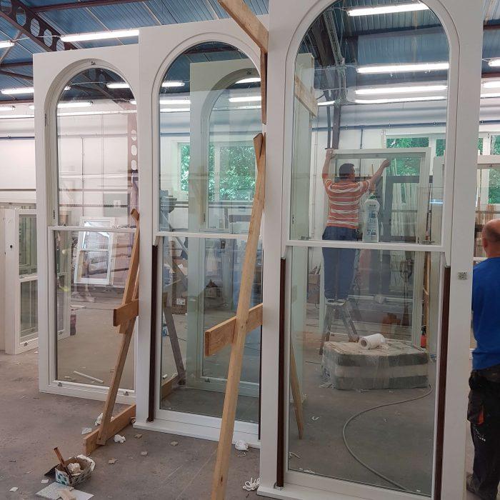 Timber Sliding Sash Windows