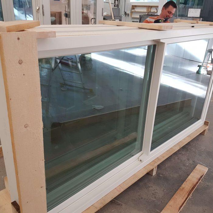 Timber Sliding Sash Windows (Spiral Balance)