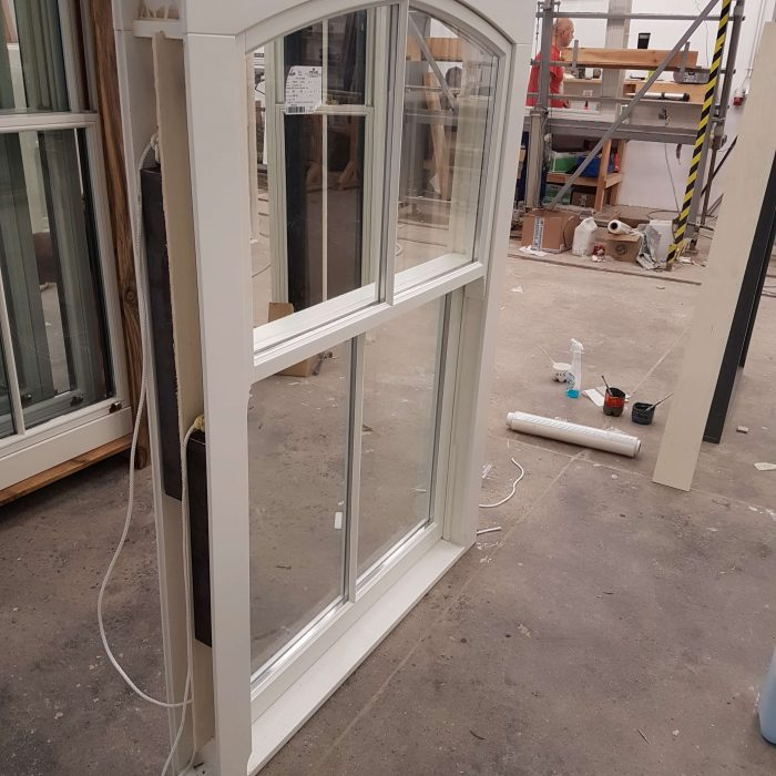 Timber Sliding Sash Windows (Cords and Weights)